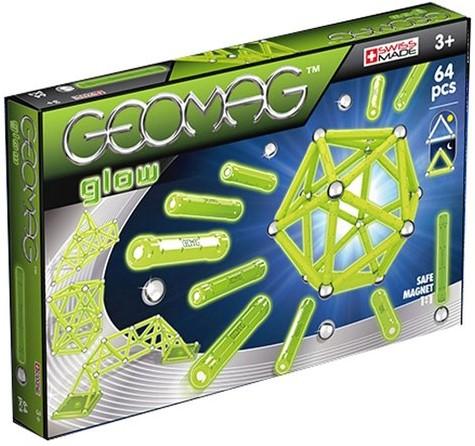 Geomag Glow - 64 delig
