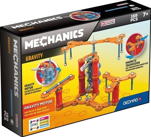 Mechanics - Gravity Motor (169 delig)