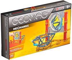 Geomag Mechanics - 164 delig
