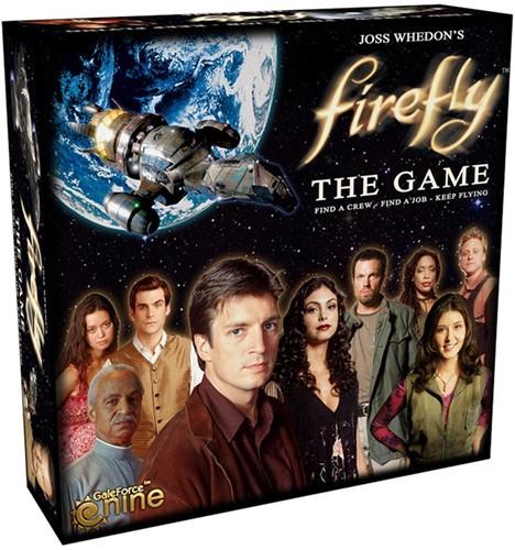 Firefly The Boardgame (Doos beschadigd)