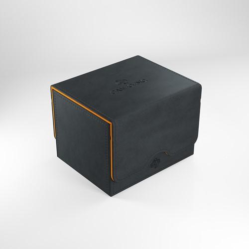 Deckbox Sidekick 100+ XL Zwart/Oranje