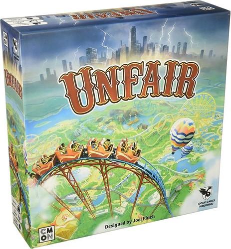 Unfair Boardgame