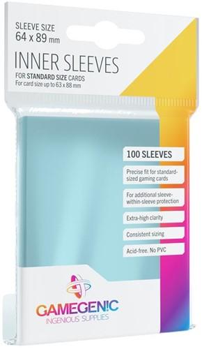 Sleeves Pack Inner Sleeves (100 stuks)