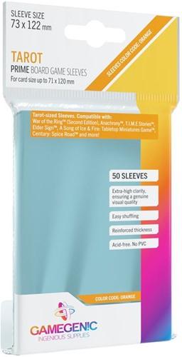 Sleeves Prime Tarot-Sized 73x122mm (50 stuks)