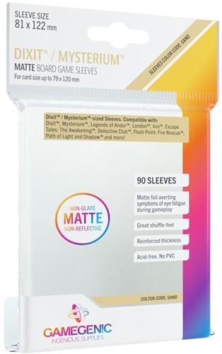 Sleeves Matte Dixit 81x122mm (90 stuks)