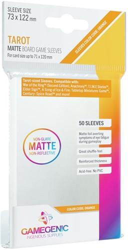 Sleeves Matte Tarot-Sized 73x122mm (50 stuks)