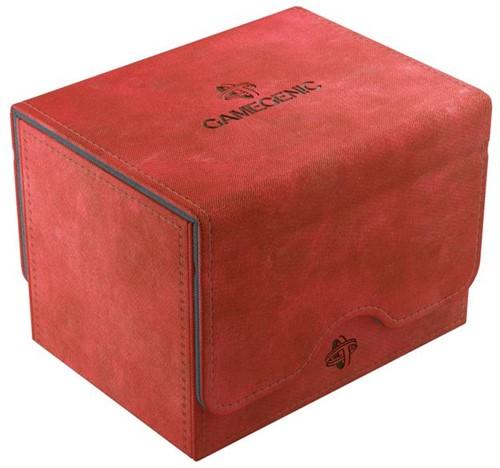 Deckbox Sidekick 100+ Convertible Rood