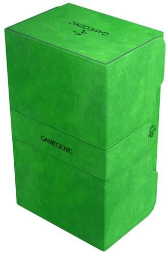 Deckbox Stronghold 200+ Convertible Groen