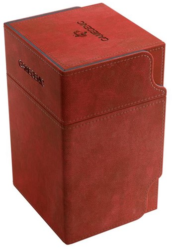 Deckbox Watchtower 100+ Convertible Rood