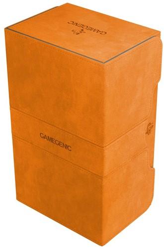 Deckbox Stronghold 200+ Convertible Oranje