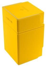 Deckbox Watchtower 100+ Convertible Geel