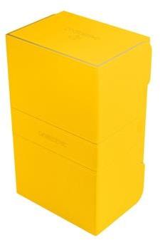 Deckbox Stronghold 200+ Convertible Geel
