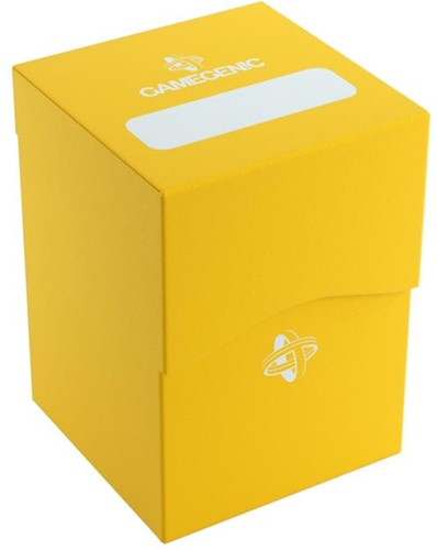 Deckbox 100+ Geel