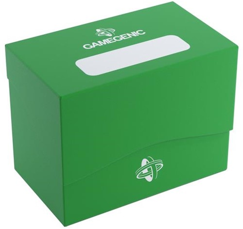 Deckbox Side Holder 80+ Groen