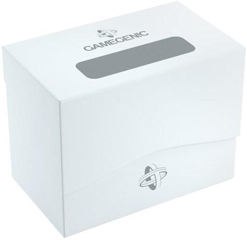 Deckbox Side Holder 80+ Wit