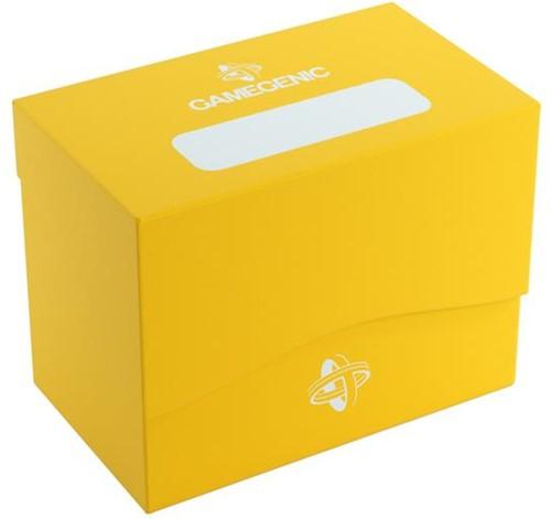Deckbox Side Holder 80+ Geel