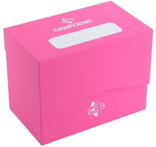 Deckbox Side Holder 80+ Roze