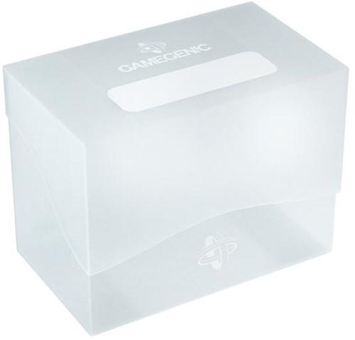 Deckbox Side Holder 80+ Doorzichtig
