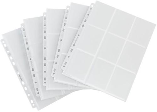 Sideloading 18-Pocket Pages Wit (50 stuks)