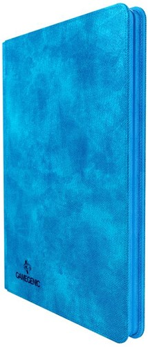 Portfolio Zip-Up Album 18-Pocket Blauw