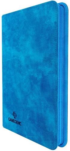 Portfolio Zip-Up Album 8-Pocket Blauw