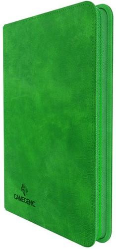 Portfolio Zip-Up Album 8-Pocket Groen