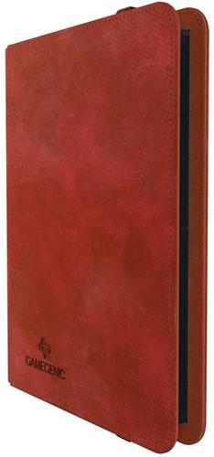 Portfolio Prime Album 8-Pocket Rood