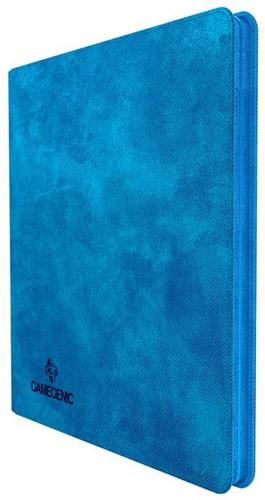 Portfolio Zip-Up Album 24-Pocket Blauw