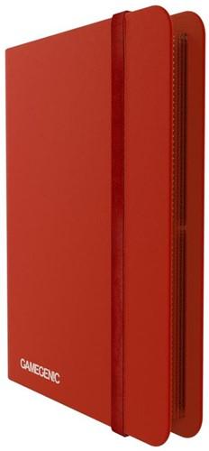 Portfolio Casual Album 8-Pocket Rood