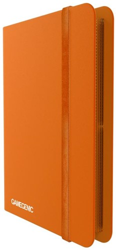 Portfolio Casual Album 8-Pocket Oranje