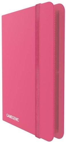 Portfolio Casual Album 8-Pocket Roze