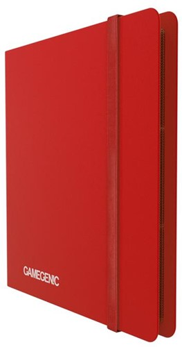 Portfolio Casual Album 24-Pocket Rood