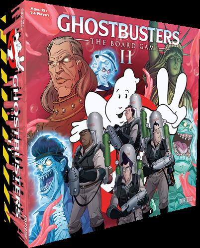 Ghostbusters II - The Board Game