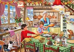 Christmas Treats - Steve Crisp Puzzel (500 XL)