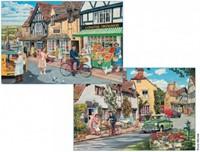 The Postman's Round 2 Puzzel (2 x 500 stukjes)-2