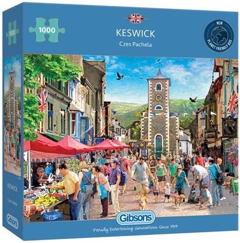Keswick Puzzel (1000 stukjes)