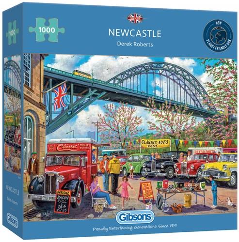 Newcastle Puzzel (1000 stukjes)
