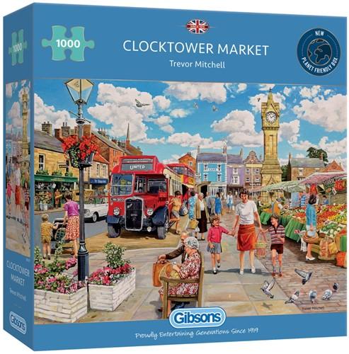 Clocktower Market (1000 stukjes)