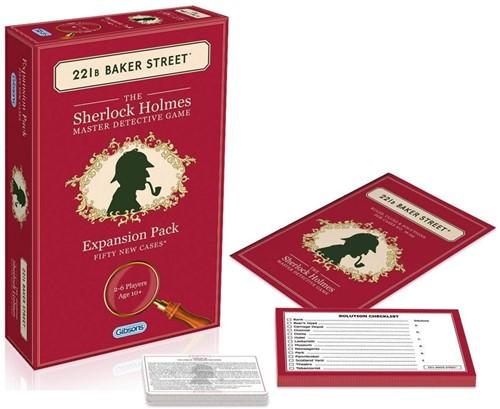 221b Baker Street Expansion Pack