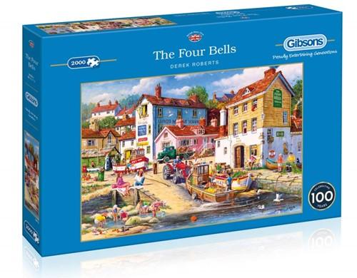 The Four Bells Puzzel (2000 stukjes)