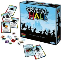 Crystal Hall - Bordspel