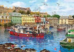 Cobh Harbour XL Puzzel (500 stukjes)