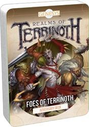 Genesys - Foes of Terrinoth Adversary Deck