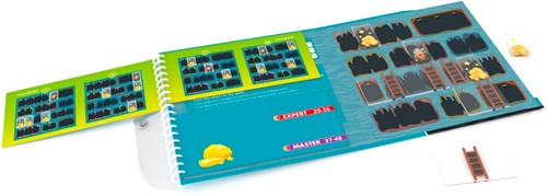 Magnetic Travel Games - GoldMine-2