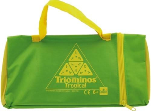 Triominos Tropical (Groen)