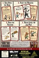 Munchkin - The Good The Bad and the Munchkin Complete Edition-2