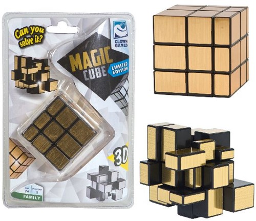 Magic Puzzle - Goud