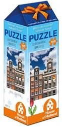 Hollands Mooiste - Grachtenpanden (100 stukjes)