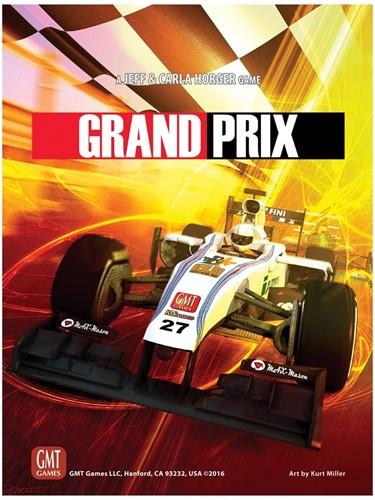 Grand Prix Bordspel