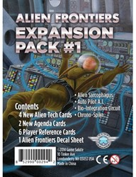 Alien Frontiers Expansion Pack 1